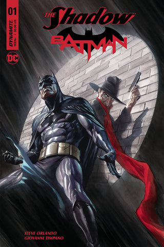 SHADOW BATMAN #1 CVR C ROSS