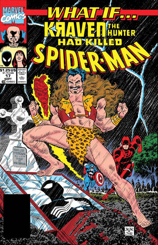 TRUE BELIEVERS WHAT IF KRAVEN HUNTER KILLED SPIDER-MAN #1