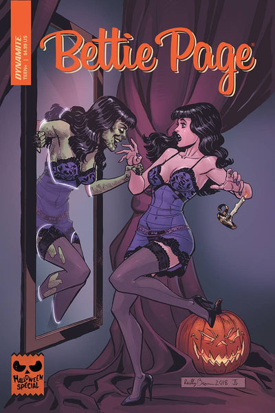 BETTIE PAGE HALLOWEEN SPECIAL ONE SHOT