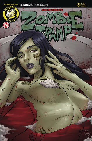 ZOMBIE TRAMP ONGOING #53 CVR C DELATORRE (MR)