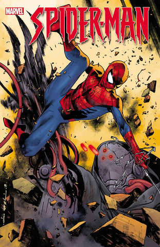 SPIDER-MAN #2 (OF 5)