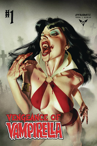 VENGEANCE OF VAMPIRELLA #1 CVR A MIDDLETON