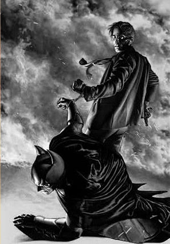 ALL STAR BATMAN #1 AOD RODOLFO MIGLIARI B&W SKETCH VARIANT