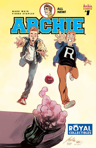 ARCHIE # 1 ROYAL COLLECTIBLES EXCLUSIVE