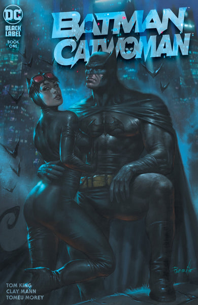 BATMAN CATWOMAN #1 (OF 12) LUCIO PARRILLO EXCLUSIVE