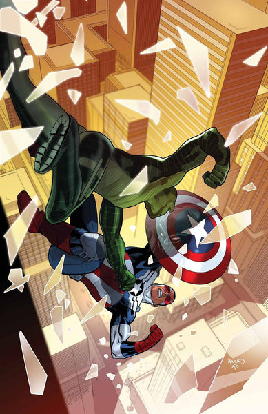 CAPTAIN AMERICA SAM WILSON #4