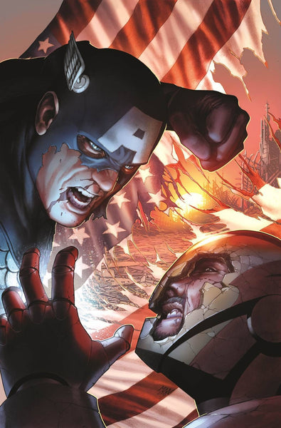 CIVIL WAR #1 MCNIVEN VAR