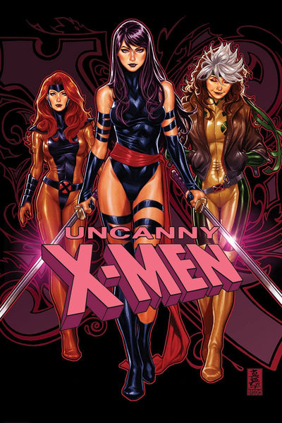 UNCANNY X-MEN #1 MARK BROOKS EXCLUSIVE