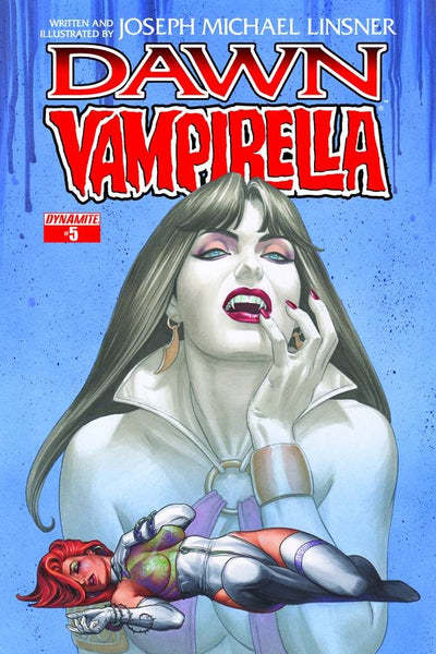 DAWN VAMPIRELLA #5 (OF 5)