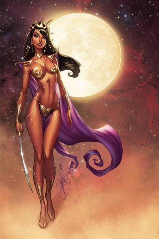 DEJAH THORIS #1 CVR G 30 COPY CAMPBELL VIRGIN INCV