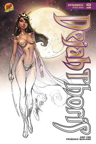 DEJAH THORIS #1 DF EXC GRADIENT CAMPBELL CVR