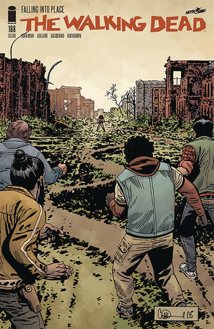 WALKING DEAD #188 (MR)