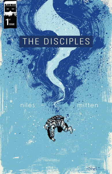 DISCIPLES #1 2ND PTG