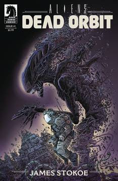ALIENS DEAD ORBIT #1