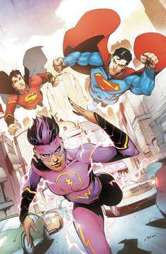 NEW SUPER MAN #10 (NOTE PRICE)
