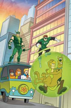 SCOOBY DOO TEAM UP #25