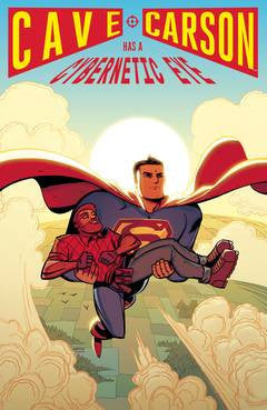 CAVE CARSON HAS A CYBERNETIC EYE #7 (MR)
