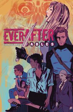 EVERAFTER FROM THE PAGES OF FABLES #8 (MR)