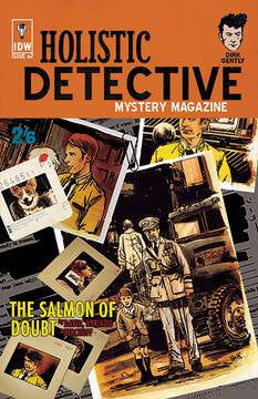 DIRK GENTLY SALMON OF DOUBT #7 10 COPY INCV