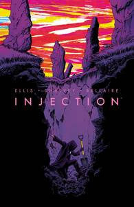 INJECTION #12 CVR A SHALVEY & BELLAIRE (MR)