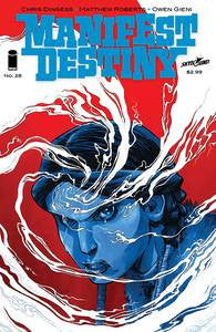 MANIFEST DESTINY #28 (MR)