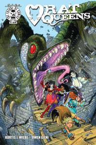 RAT QUEENS #2 (MR)