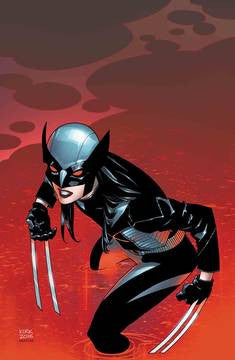 ALL NEW WOLVERINE #19 KIRK VAR