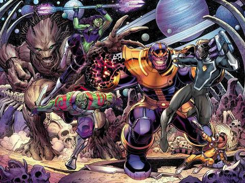GUARDIANS OF GALAXY #19