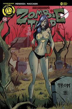 ZOMBIE TRAMP ONGOING #34 CVR E TROM (MR)