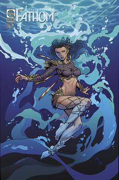 ALL NEW FATHOM #3 10 COPY INCV