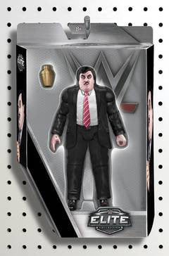 WWE #4 UNLOCK ACTION FIGURE VAR