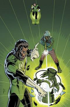 PLANET OF APES GREEN LANTERN #3 20 COPY INCV RIVOCHE