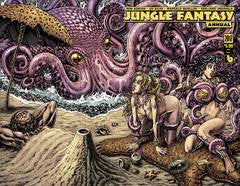 JUNGLE FANTASY ANNUAL 2017 WRAP CVR (MR)