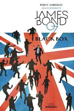 JAMES BOND #2 CVR A REARDON