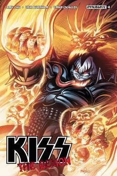 KISS DEMON #4 (OF 4) CVR B MANDRAKE