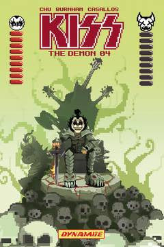 KISS DEMON #4 (OF 4) CVR C ADAMS 8 BIT