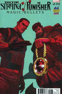 DOCTOR STRANGE PUNISHER MAGIC BULLETS #1 MIDTOWN VARIANT