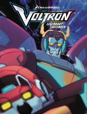 VOLTRON LEGENDARY DEFENDER VOL 2 #1
