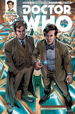 DOCTOR WHO 11TH YEAR THREE #7 CVR C RAMOS
