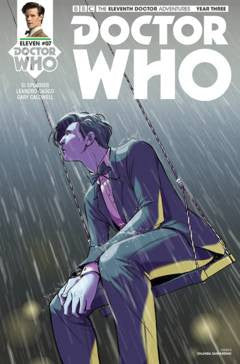 DOCTOR WHO 11TH YEAR THREE #7 CVR D ZANFARDINO
