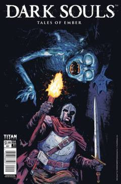 DARK SOULS TALES OF EMBER #1 (OF 2) CVR B WALSH (MR)
