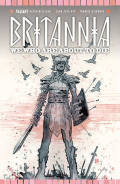 BRITANNIA WE WHO #1 (OF 4) CVR D 10 COPY INCV CHAR DSN VAR M