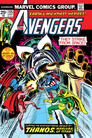 TRUE BELIEVERS AVENGERS VS THANOS #1