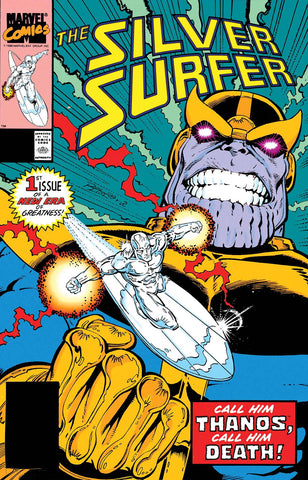 TRUE BELIEVERS REBIRTH OF THANOS #1