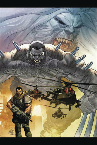 WEAPON H #1 GREG PAK DF SGN ED