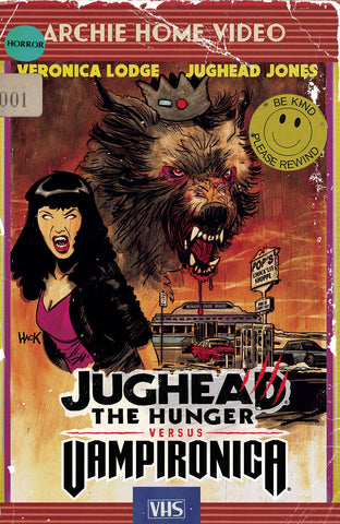 JUGHEAD HUNGER VS VAMPIRONICA #1 CVR C HACK (MR)