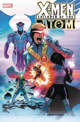 CHILDREN OF ATOM #1