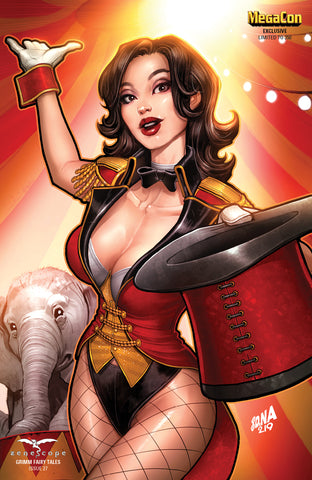GRIMM FAIRY TALES #27 DAVID NAKAYAMA EXCLUSIVE