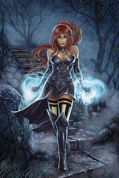 GRIMM FAIRY TALES PRESENTS COVEN #5 (OF 5) A