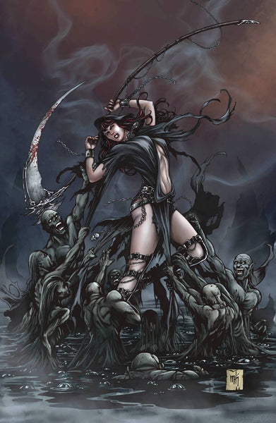 GRIMM FAIRY TALES PRESENTS DEATH 10TH ANNIVERSARY SPECIAL #4 A
